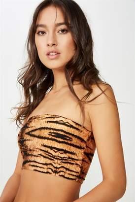 d1b9646b9b86a Next Womens Cotton On Longline Bandeau Bikini Top