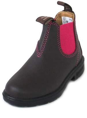 Blundstone Kids' Blunnies Pull-On Boot Brown 13 M US