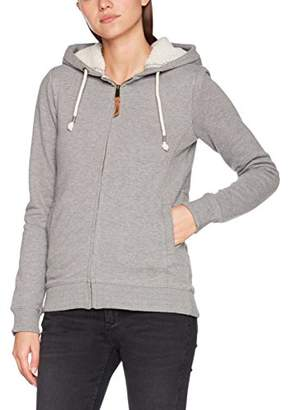 Fat Face Women's Kendal Borg Lined Hoodie
