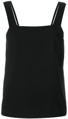 Armani Exchange square neck top