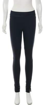 Stella McCartney Mid-Rise Skinny-Leg Pants