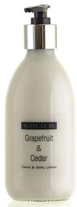 Black Grapefruit and Cedar Hand and Body Lotion