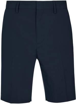 Dorothy Perkins Womens **Burton Navy Smart Side Stripe Shorts