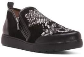 Donald J Pliner Myla Studded Sneakers