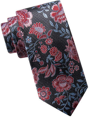 COLLECTION Collection by Michael Strahan Floral Tie