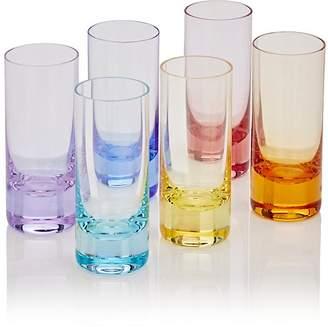 Moser USA Vodka Crystal Shot Glass Set