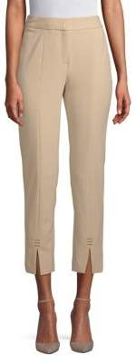 Calvin Klein Straight Ankle Pants