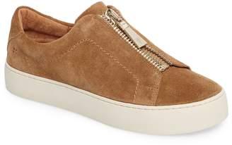 Frye Lena Zip Platform Sneaker