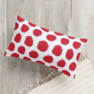 Festive & Fabulous Self-Launch Lumbar Pillows