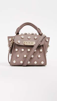 Zac Posen Pearl Lady Eartha Mini Top Handle Bag
