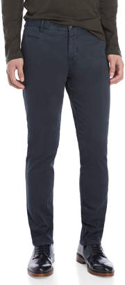 Altea Dark Blue Slate Twill Pants