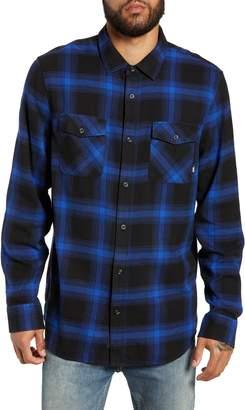 Vans Monterey III Plaid Flannel Shirt