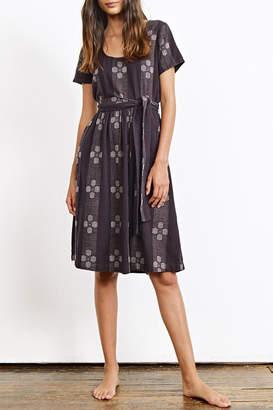 Ace&Jig Bonnie Licorice Dress
