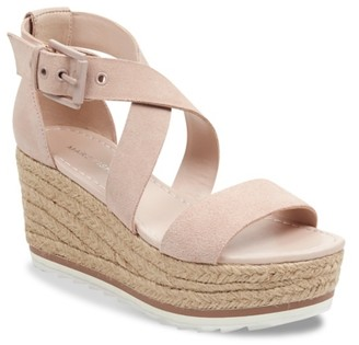 Marc Fisher Zaide Espadrille Wedge Sandal