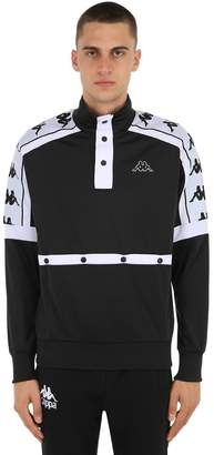 Kappa Artan Anorak Sweatshirt W/ Side Bands