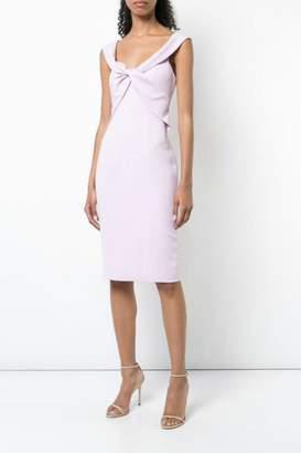 Jay Godfrey Twist Front Dress