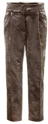 Brunello Cucinelli Velvet trousers
