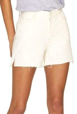 Sanctuary Midi Slit Shorts