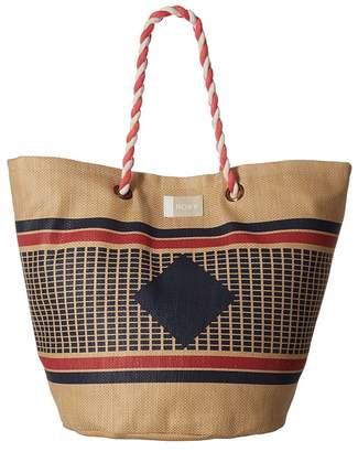Roxy Sunseeker Beach Bag Tote Handbags