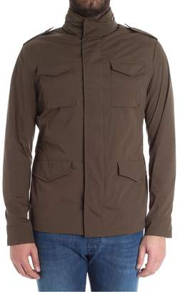 Luigi Borrelli Flap Pocket Jacket