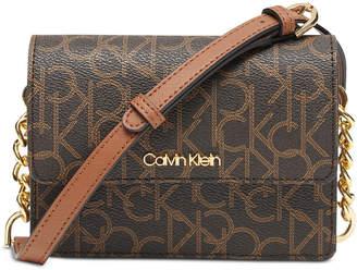 Calvin Klein Hayden Signature Crossbody