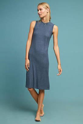 Eri + Ali Brushed Fleece Midi Dress