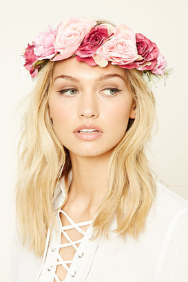 FOREVER 21+ Rose Headwrap