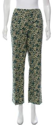 Sonia Rykiel High-Rise Printed Pants