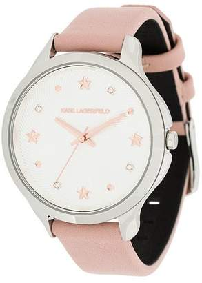 Karl Lagerfeld Karo watch