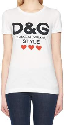 Dolce & Gabbana 'd&g Style' T-shrit