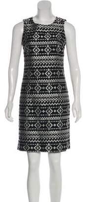 DKNY Linen-Blend Dress