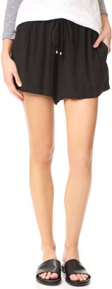 Splendid Voile Shorts $88 thestylecure.com