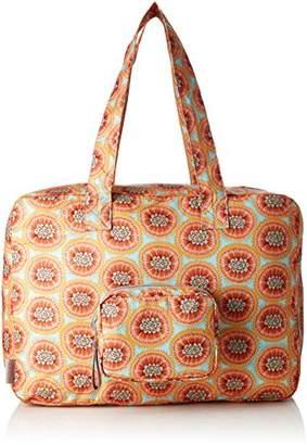 Enjoy Passion Fruit Backpack Lvf, Womens Handbag, Orange, 13x40x30 cm (B x H T) Oilily