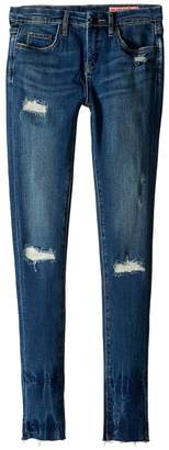 Blank NYC Kids Denim Distressed Skinny in High Dive Girl's Jeans