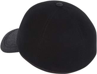 Christy Wool Baseball Cap