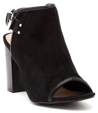 Madden-Girl Roobyyn Block Heel Mule Sandal