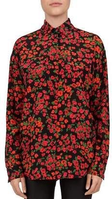 1863a0758323c5 The Kooples Red Women s Longsleeve Tops - ShopStyle