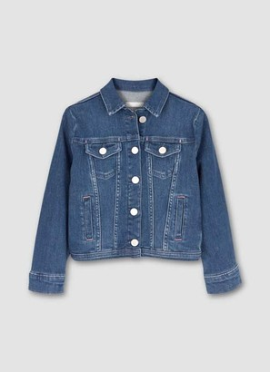 Mint Velvet Authentic Indigo Denim Jacket