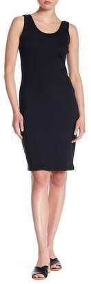 Cotton Emporium Ribbed Tank Dress