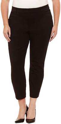 Boutique + + Ankle Pants - Plus