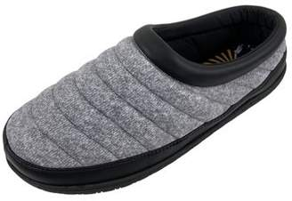 George Men's Quilted Knit Clogs
