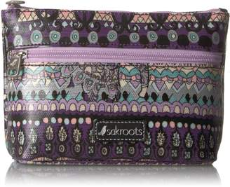 Sakroots Adrienne On The Go Small Cosmetic Cosmetic Bag