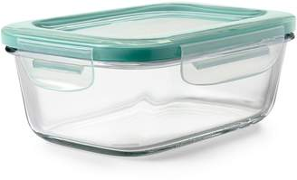 OXO Snap 828ml Glass Container
