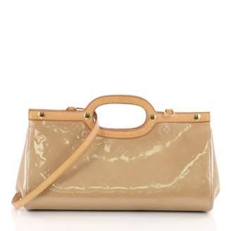 Louis Vuitton Patent leather crossbody bag