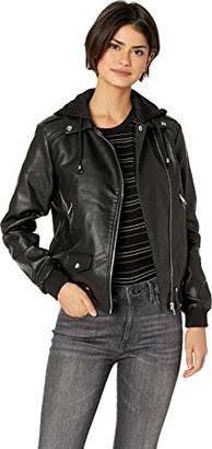 Steve Madden Women's Moto Jacket