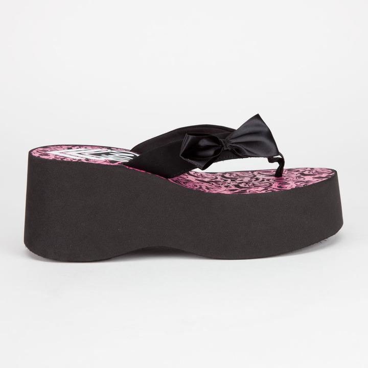 Metal Mulisha Babygirl Womens Sandals