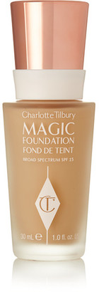 Charlotte Tilbury - Magic Foundation Flawless Long-lasting Coverage Spf15 - Shade 5, 30ml $45 thestylecure.com