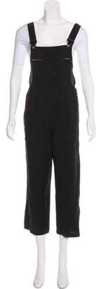 Karen Zambos Overall Pants