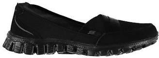 Skechers Womens Ez Flex Slip On Breathable Mesh Textile Memory Foam Shoes