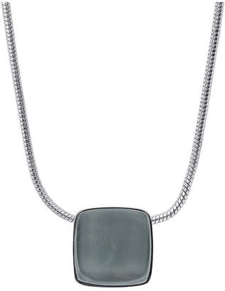 Skagen Sea Glass Silver Necklaces